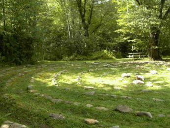 Otto Labyrinth Path